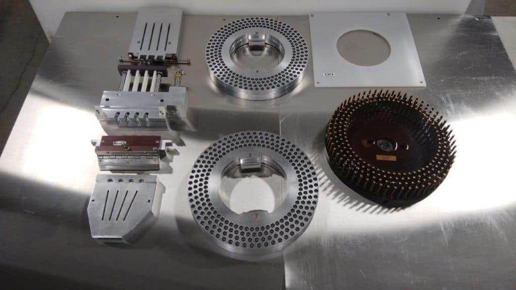 Schaefer Model-10 Size 00 Change Parts