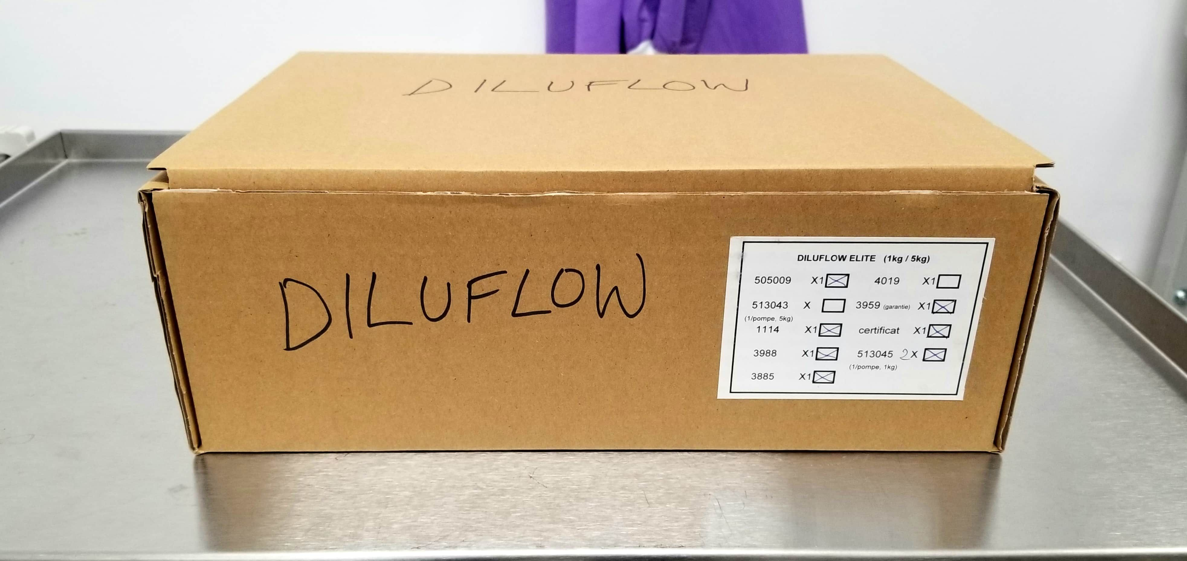Interscience DiluFlow Elite 1 kg Double Pump Gravimetric Dilutor (503 201)