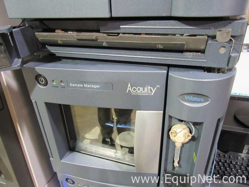 Waters Acquity UPLC System TUV Detector including the software