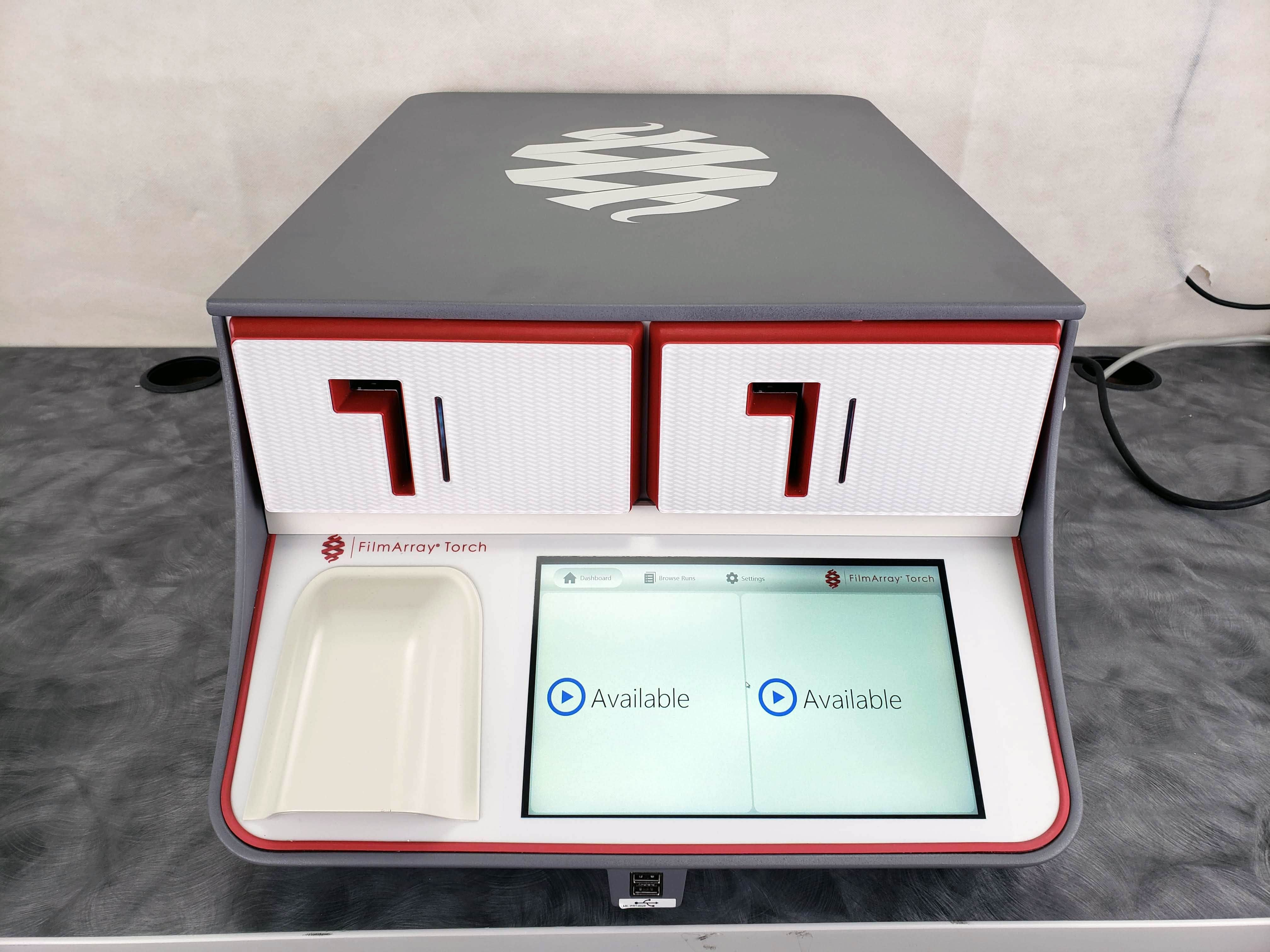 BioFire FilmArray Torch Syndromic Testing Real Time PCR