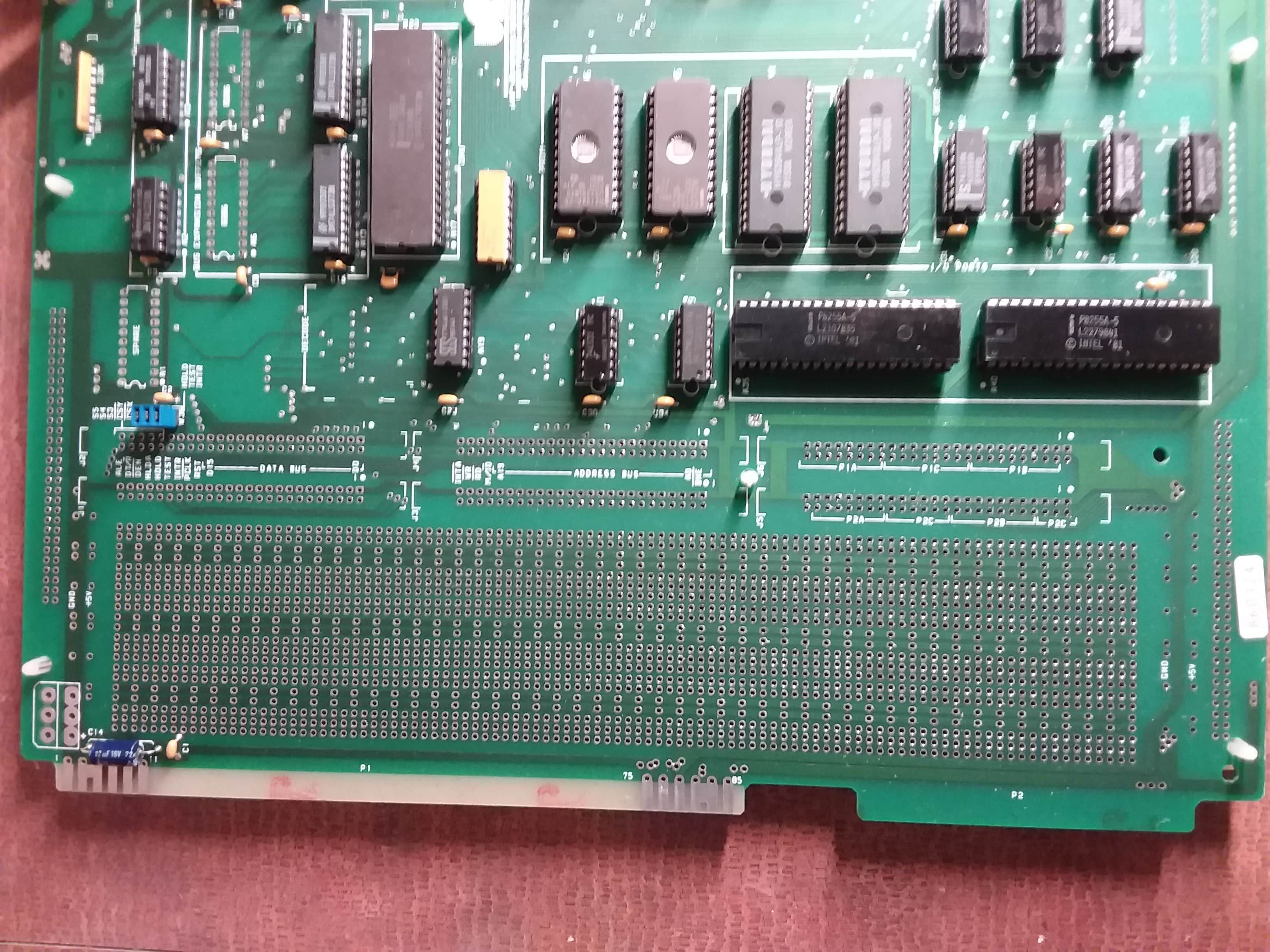 Intel SDK-86 System Design Board Kernel Monitor Listings Manual ?
