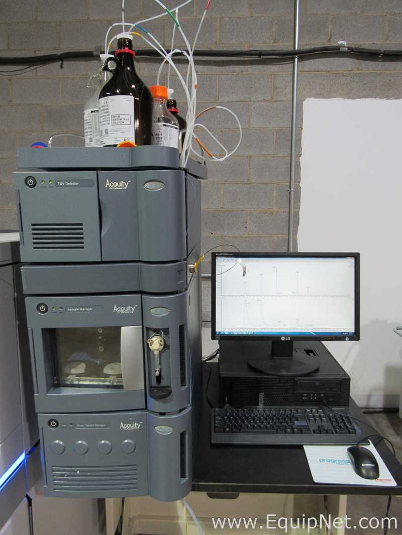 REFURBISHED WATERS SYNAPT G2-SI HIGH DEF MASS SPEC W ACUITY UPLC W TUV INCLUDES 90 WARRANTY-INSTALL