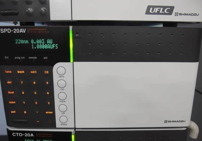 Shimadzu Prominence 20 HPLC UFLC System Including Software