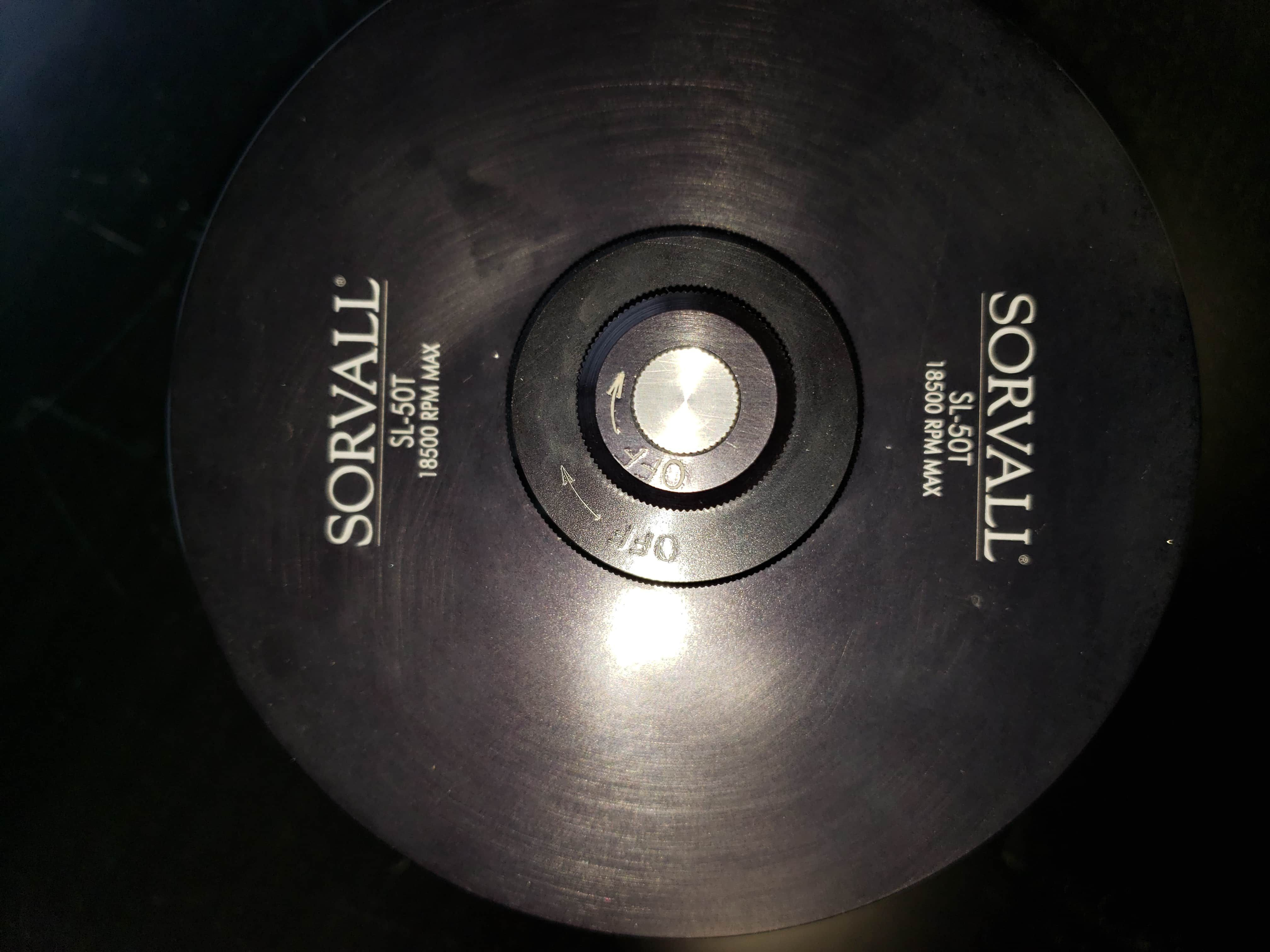 Sorvall SL-50T fixed angle rotor SALE PRICED $500