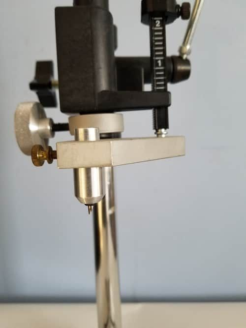 Illinois Rigid Pack Sampler / Stand Part no AML-350330