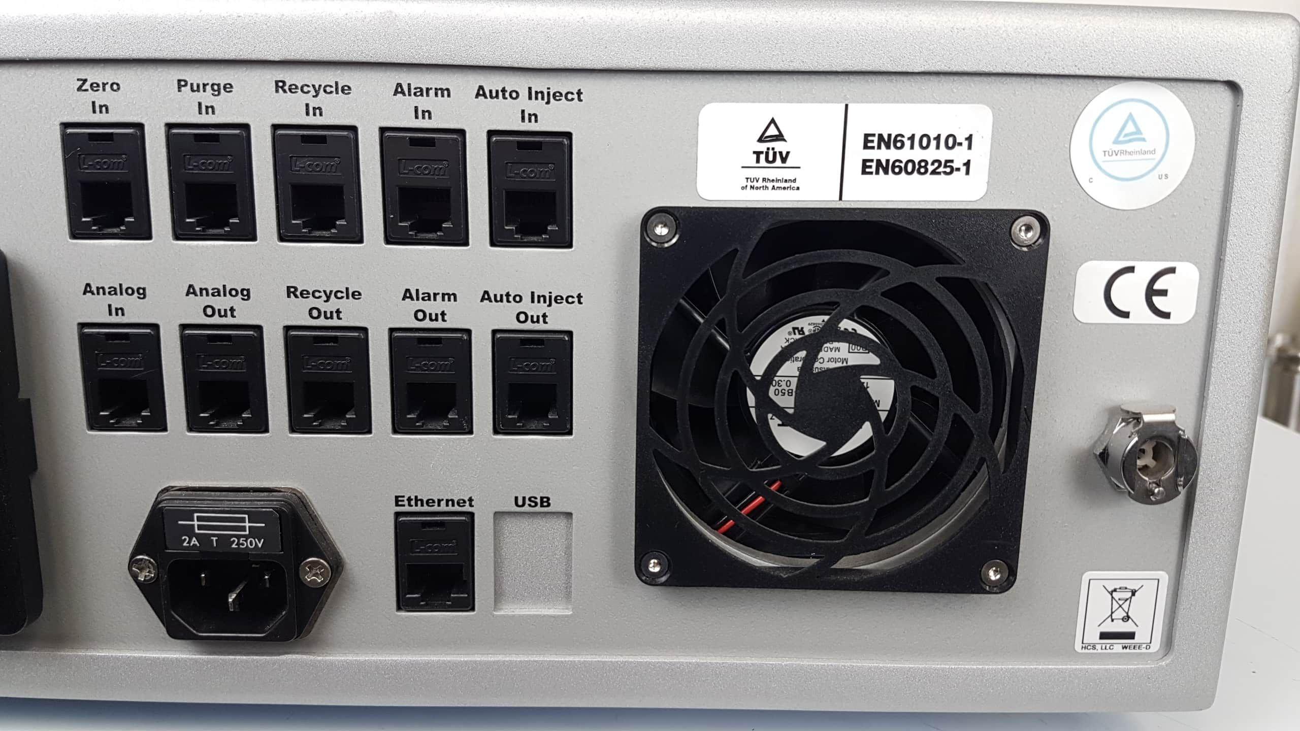 Wyatt Technology Optilab rEX WREX-06 Refractive Index Detector