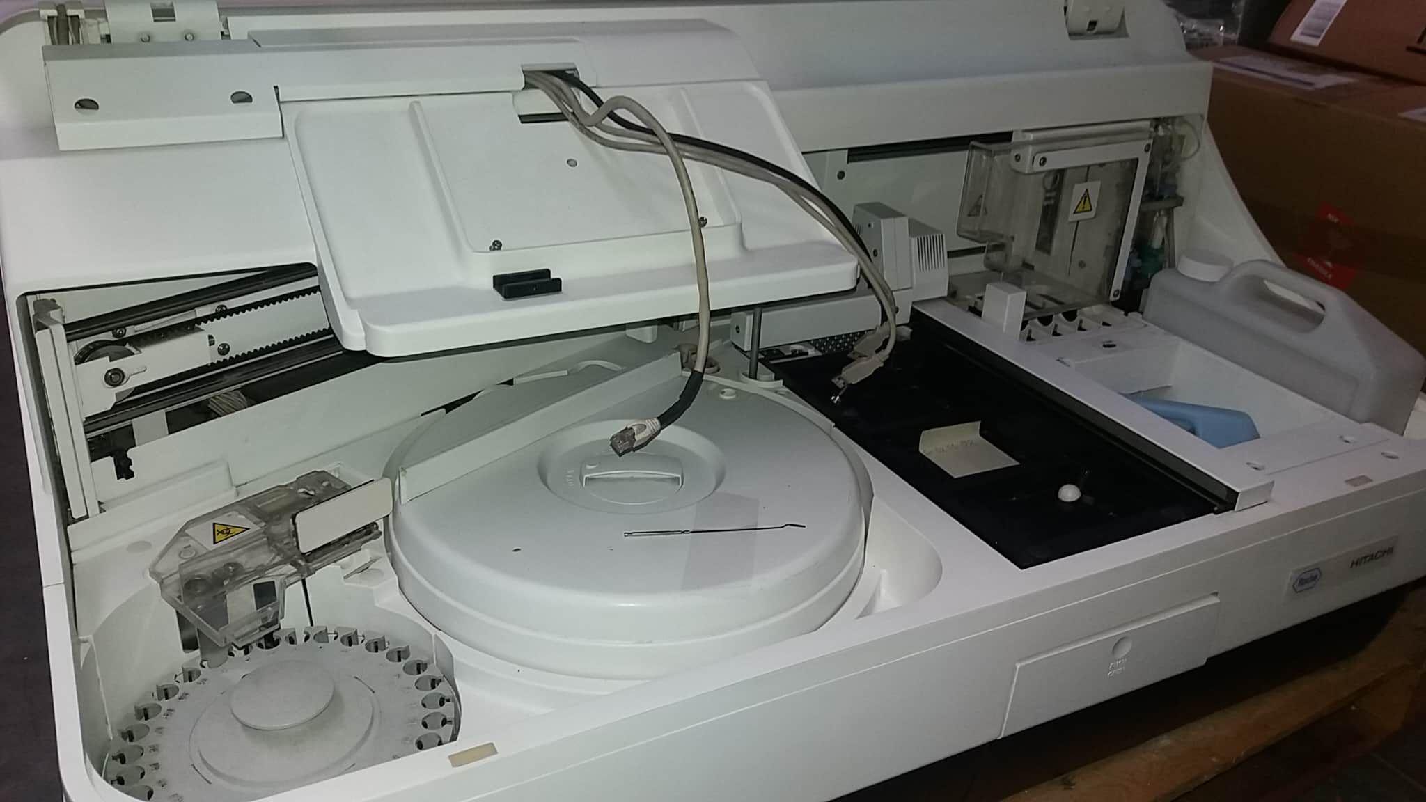Cobas E411 Disk Version