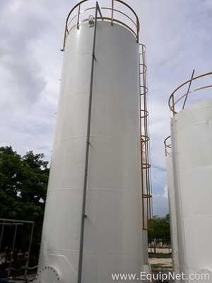 Carbon Steel 60000 Liter Reservoir Tank
