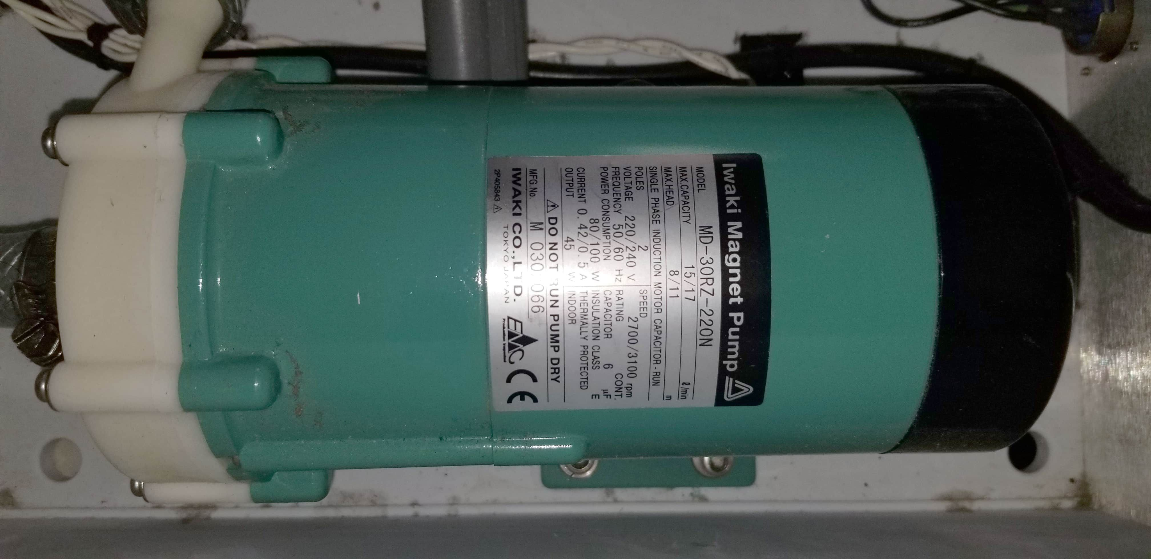 Positive Light / Coherent : Laser Cooling System : LCS 3000
