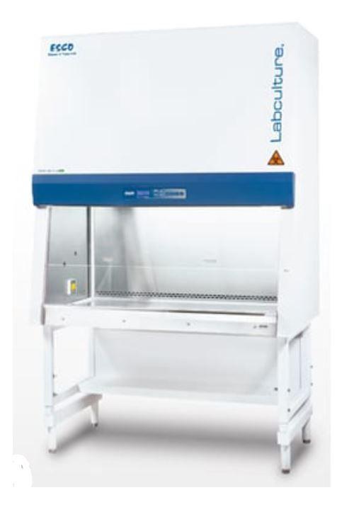 Labculture® Class II Type A2 Esco LA2-3A2-E Biological Safety Cabinet
