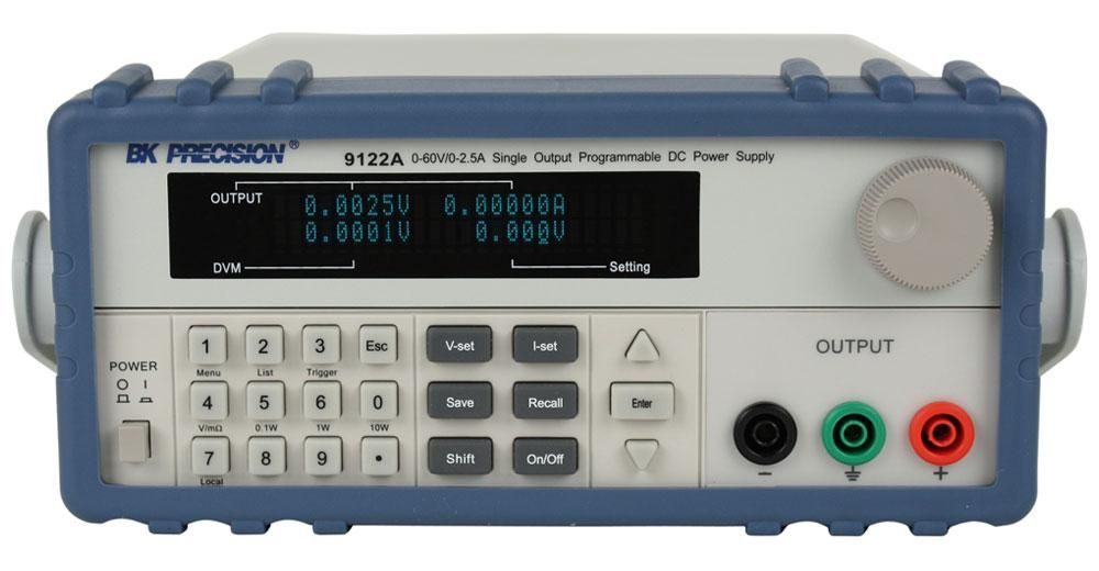 9123A Single Output Programmable DC Power From B&K Precison