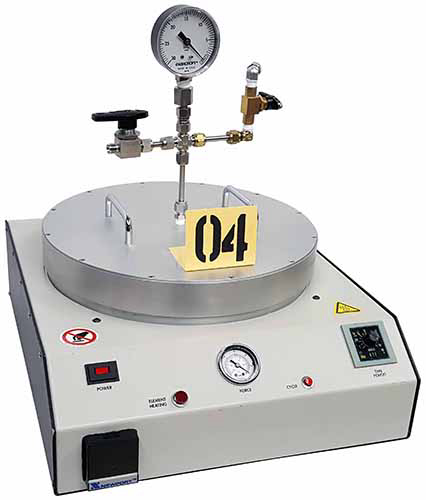 Dynatex DXB Dicing Saws-Scribers 120 Series Wafer Bonder. The 120 is