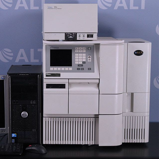 Waters Alliance 2695 HPLC with 996 Photodiode Array Detector