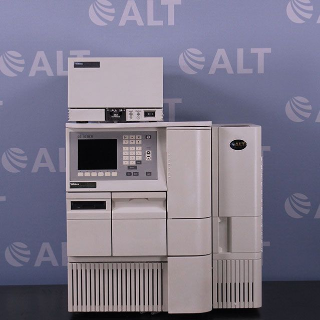 Waters Alliance 2695 HPLC with 2996 Photodiode Array Detector