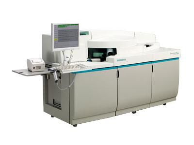 SIEMENS Dimension EXL with LM Chemistry Analyzer