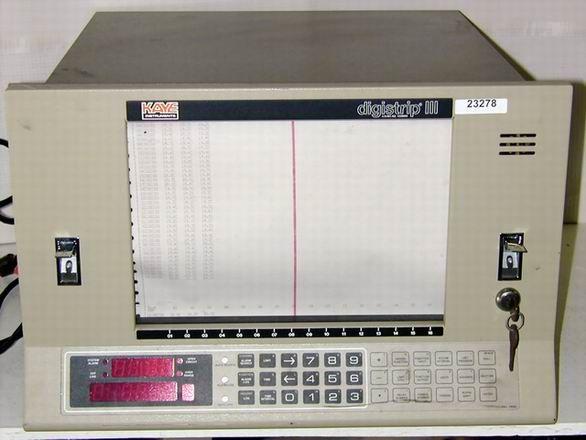 Kaye Instruments Digistrip III DR3-1A Recorder