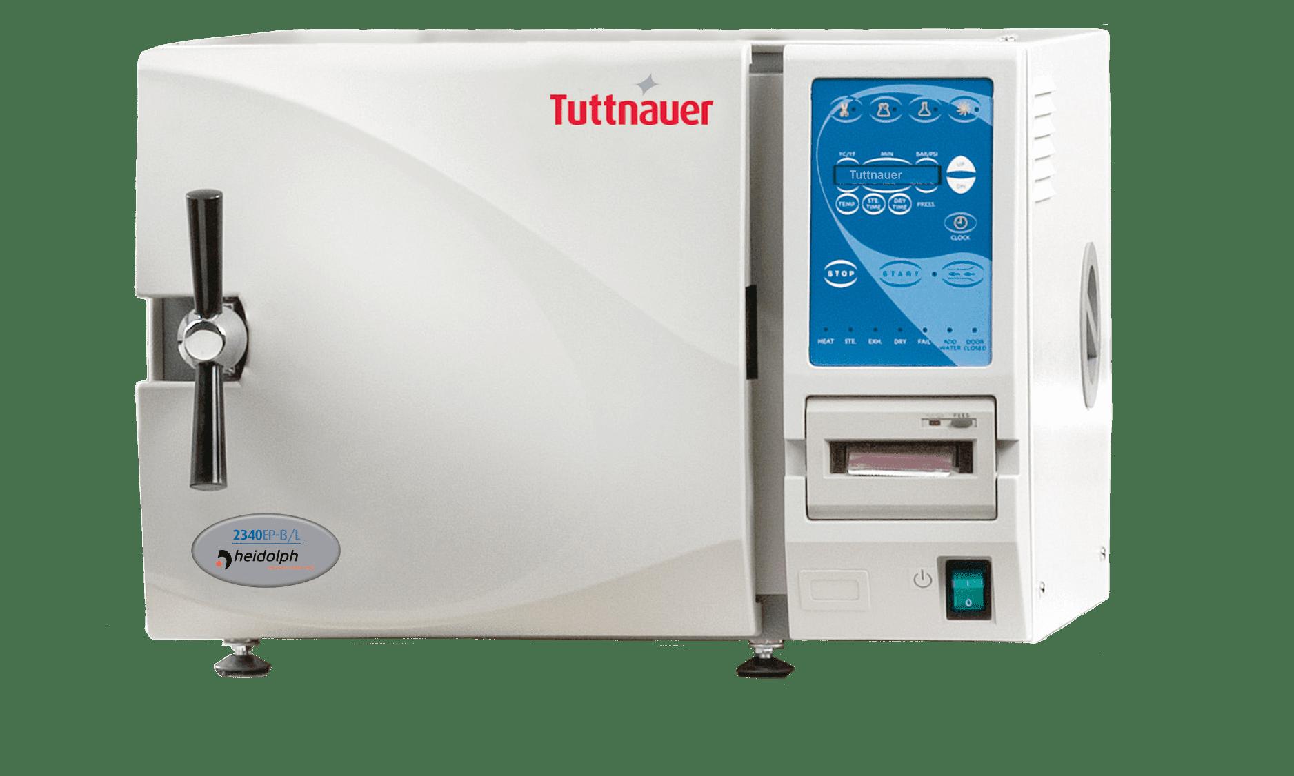 Heidolph Tuttnauer 3870EP 220V Autoclave