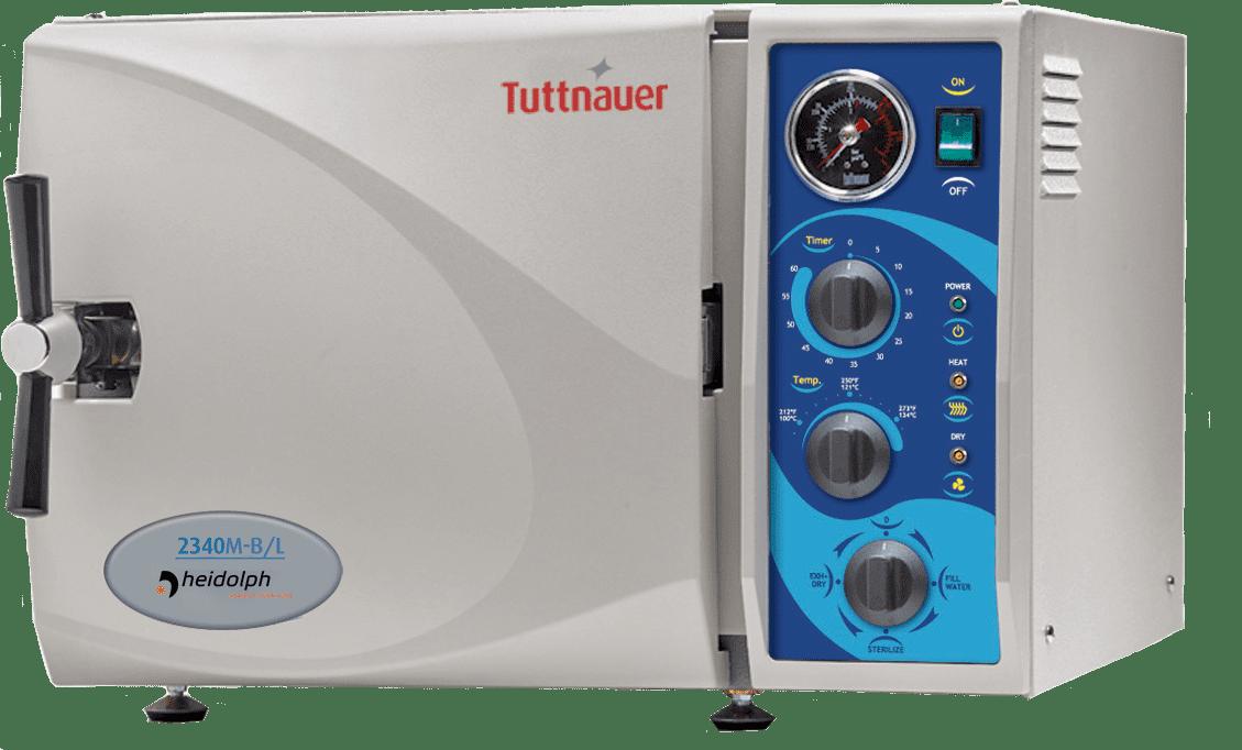 Heidolph Tuttnauer 3545E 220V Autoclave