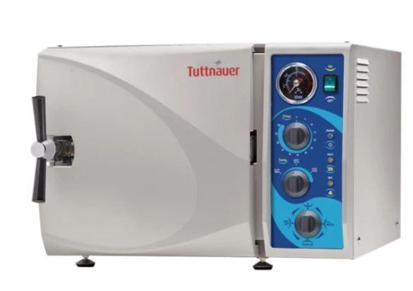 Heidolph Tuttnauer 2340M 115V Autoclave