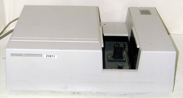 Hewlett Packard 8452A Diode-Array Spectrophotometer