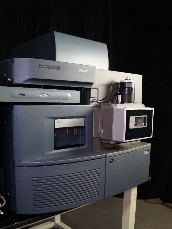 WATERS Xevo QTOF MS Mass Spectrometer