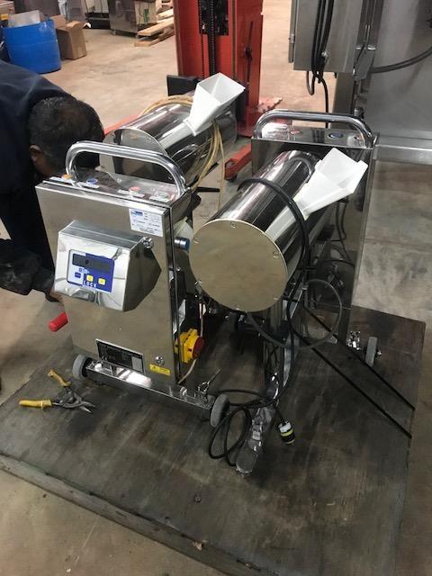 Lock Inspection Systems Metal Detector MET 30