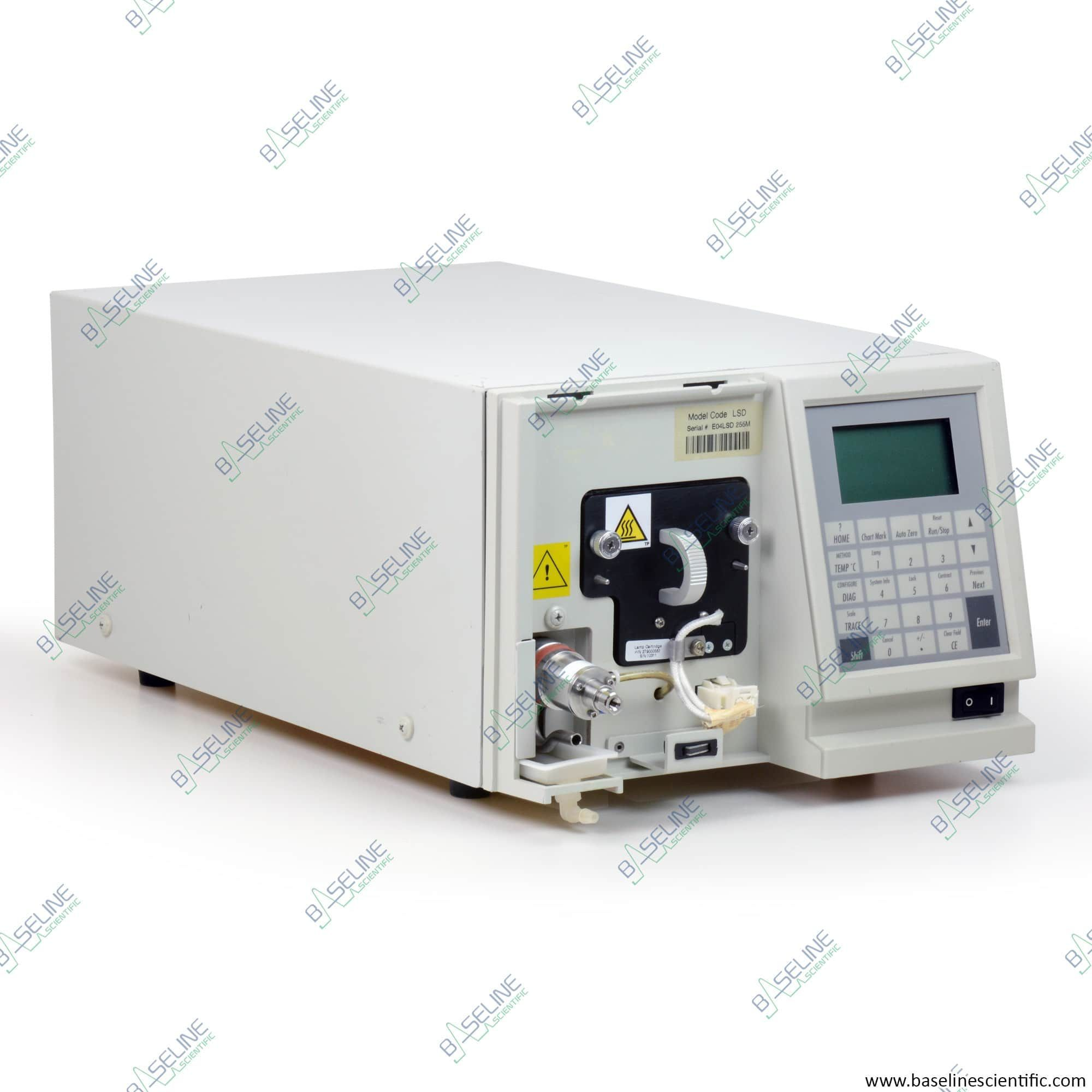 Refurbished Waters 2420 Evaporative Light Scattering Detector ELSD with One Year WARRANTY
