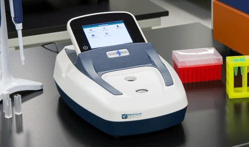 New SpectraMax QuickDrop Micro-Volume Spectrophotometer