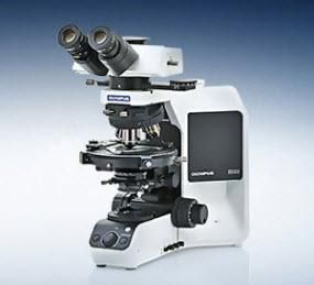 Olympus BX53-P Upright Microscope Polarizing Microscope