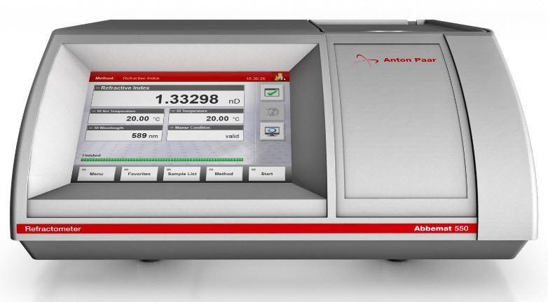 Abbemat 550 Performance Plus Line Refractometer