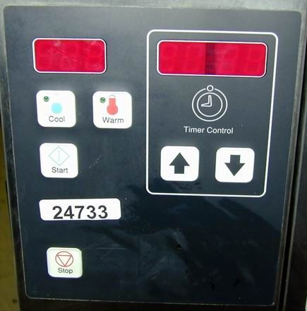 3M Steri-Vac XL 533AG Autoclave Aeration Cabinet