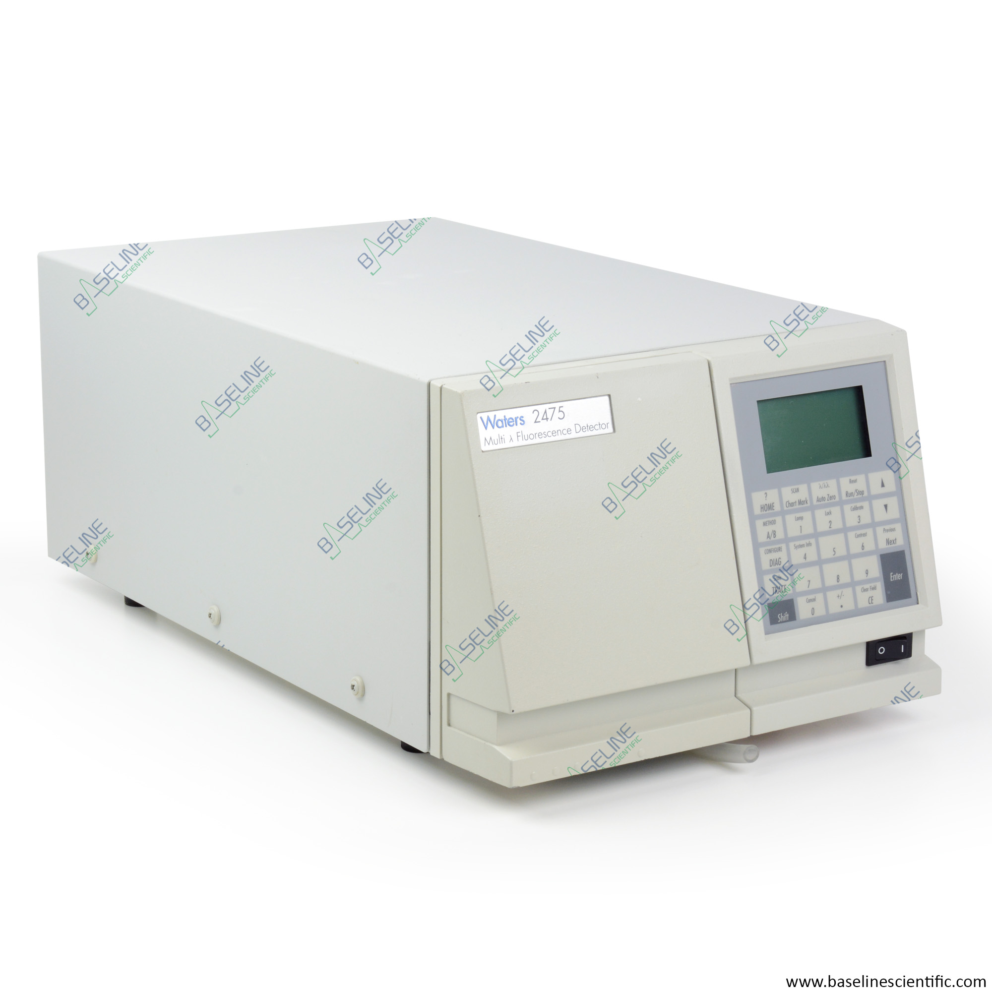 Refurbished Waters 2475 Fluorescence Detector FLD with ONE YEAR WARRANTY