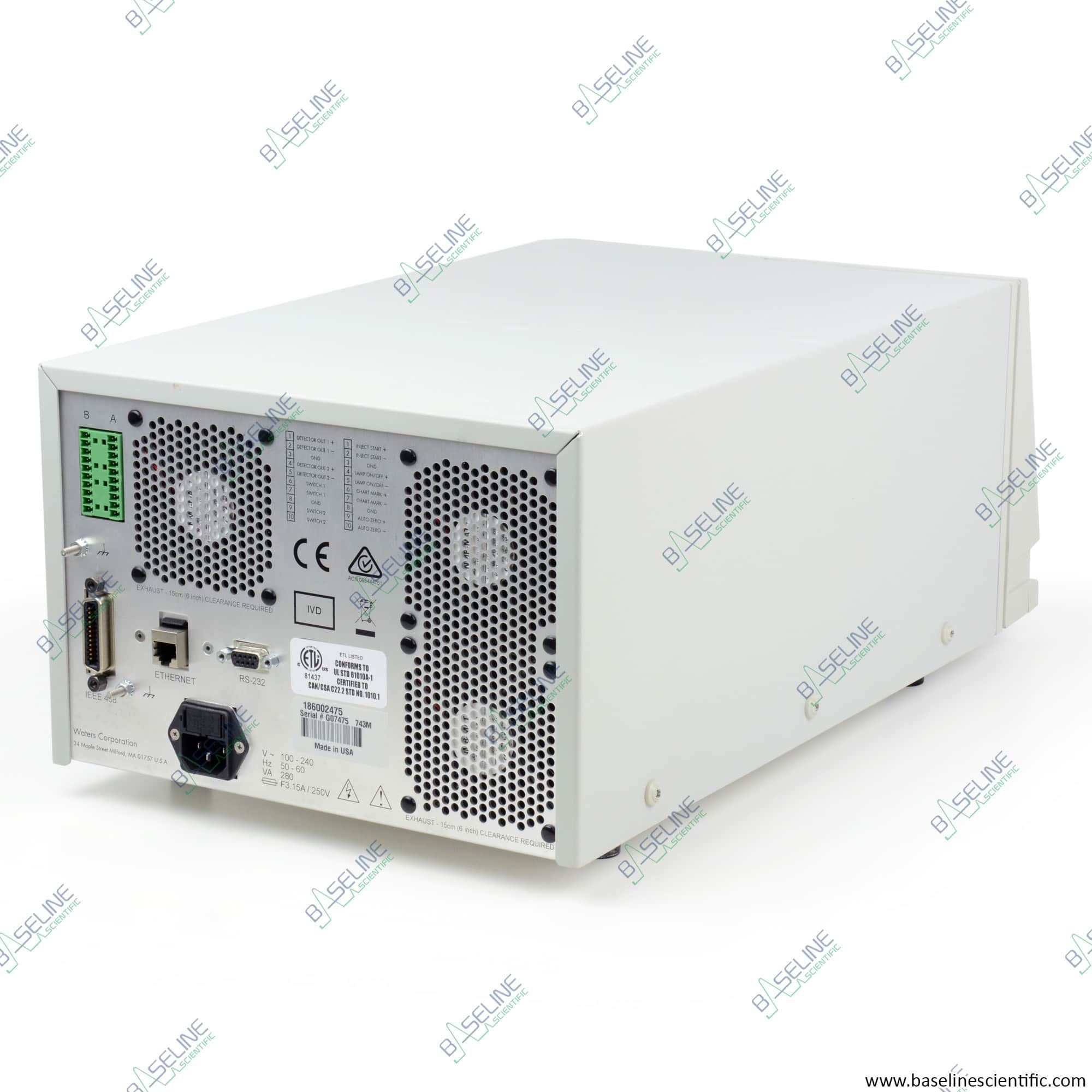 Refurbished Waters Alliance 2695 with 2475 FLD and ONE YEAR WARRANTY