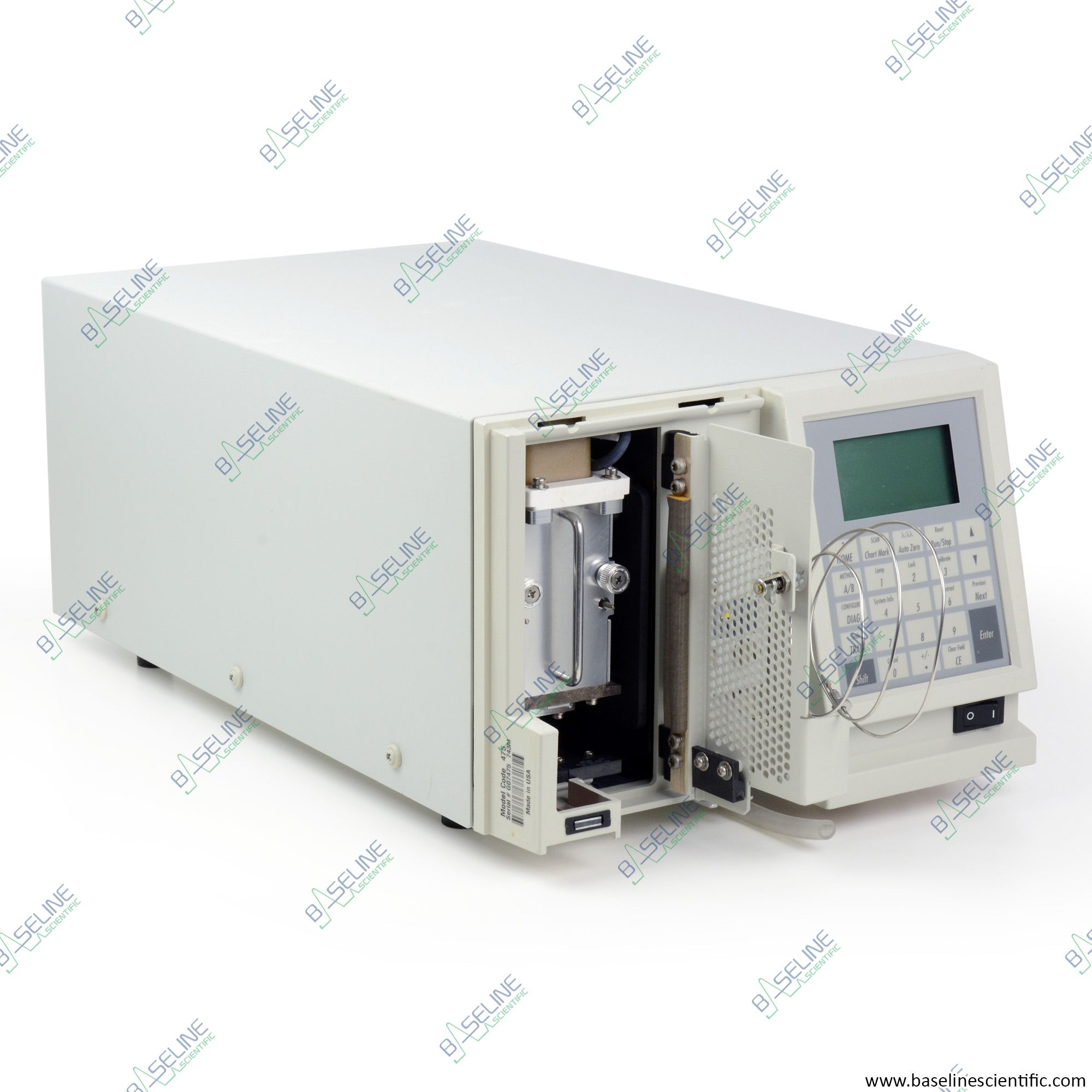 Refurbished Waters 2475 Multi Fluorescence Detector with ONE YEAR WARRANTY