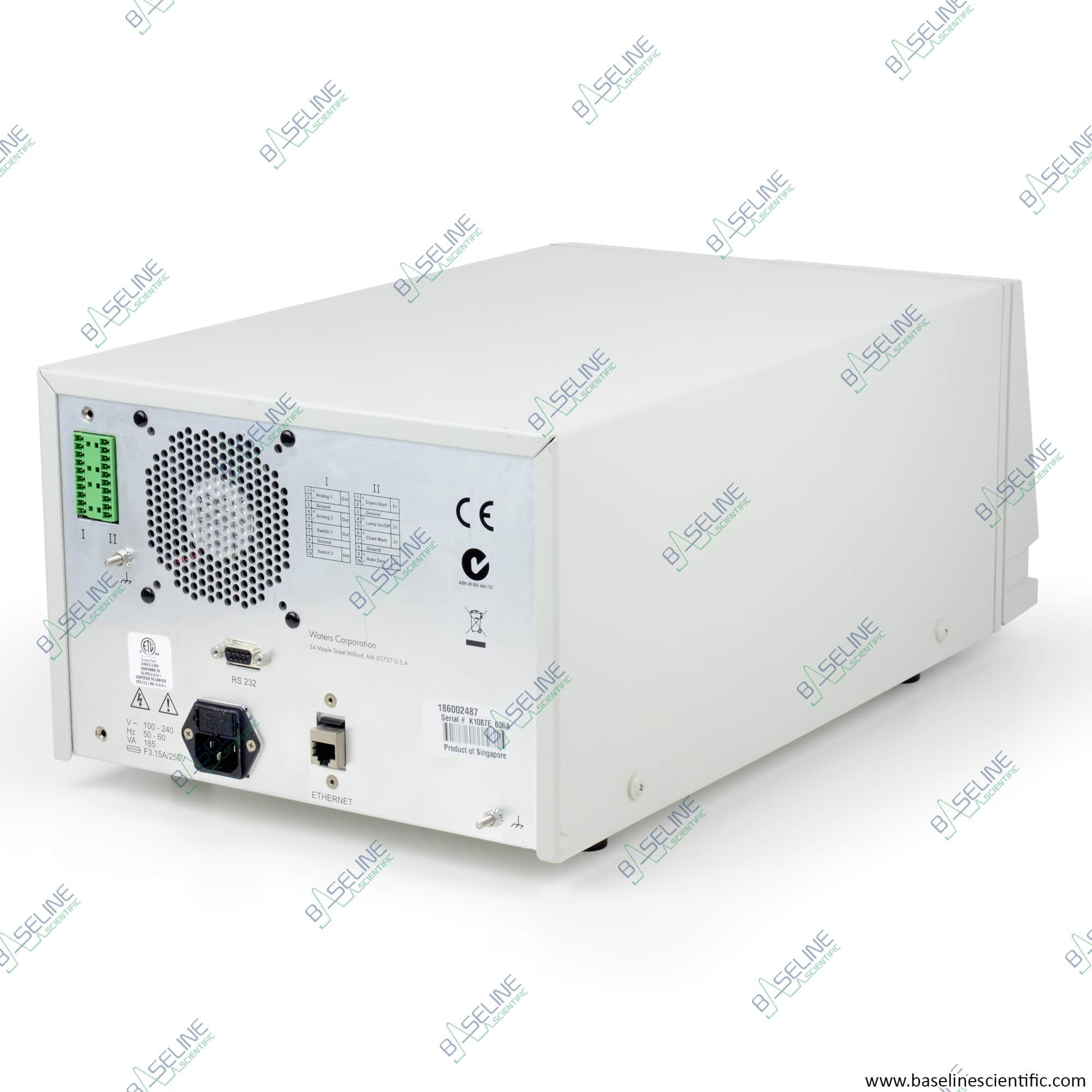 Refurbished Waters Alliance 2695 with 2489 UV/Visible Detector and ONE YEAR WARRANTY