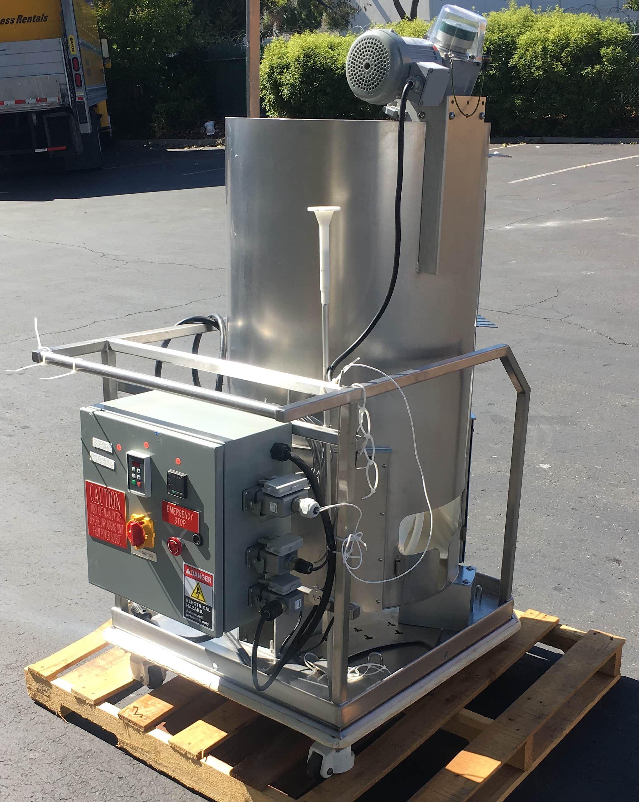Hyclone 250 Liter SUB Bioreactor