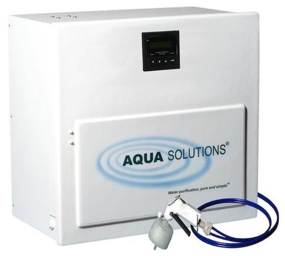 Aqua Solutions RO2004 Reverse Osmosis Standard System