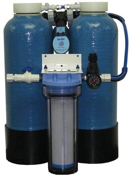 Aqua Solutions 2618S2 Ion Exchange System