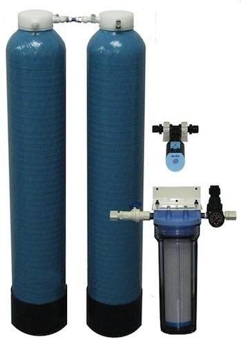 Aqua Solutions 2635S2 Ion Exchange System