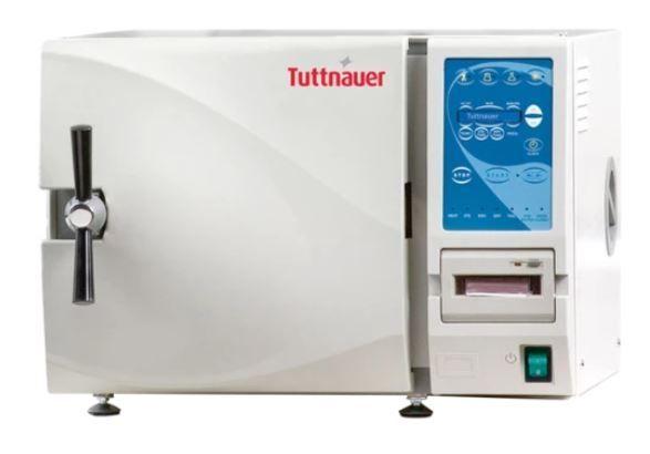 Heidolph Tuttnauer 3850Elvp-D-B/L 220V