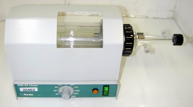 Metrohm 688 KF Oven for Titrator