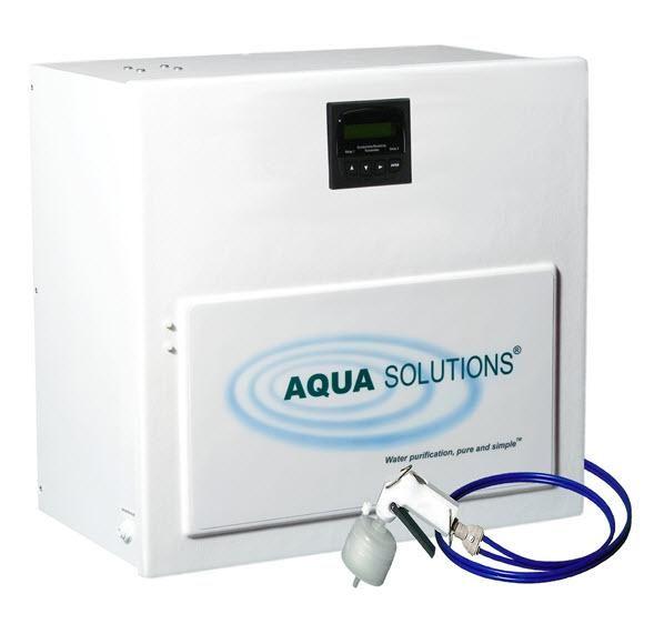 Aqua Solutions Model: 2121AL - Analytical Grade Ultra-Low TOC Type I DI System