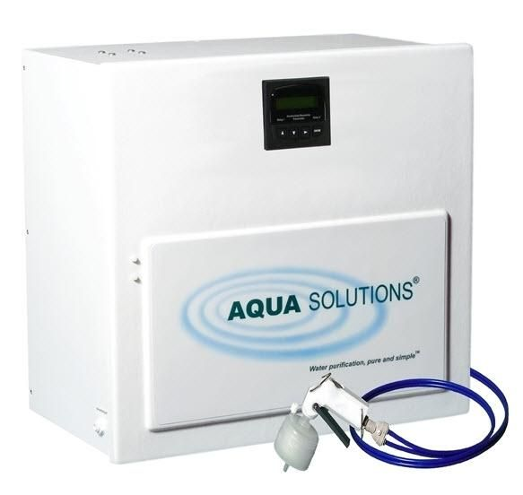 Aqua Solutions 2121A - Analytical Grade Type I DI System
