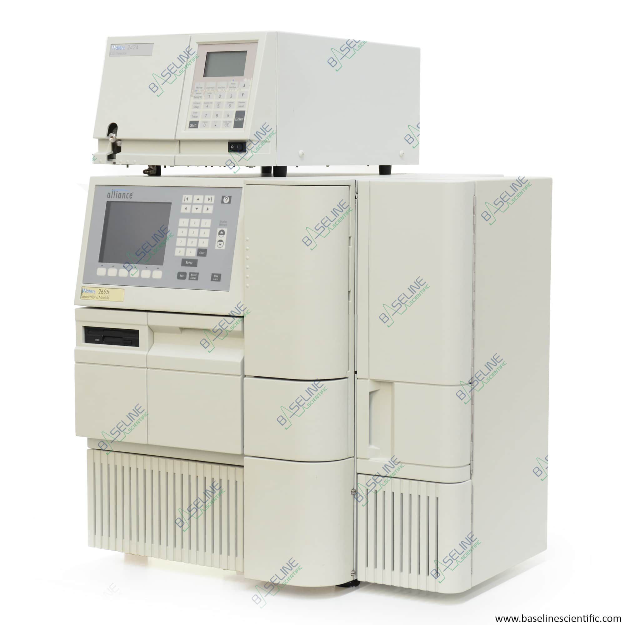 Refurbished Waters Alliance 2695 with 2424 ELSD and ONE YEAR WARRANTY