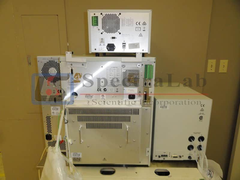 Waters Alliance 2695 D Separations Module with 2489 UV/Vis Detector and Transfer Module