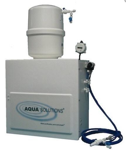 AQUA SOLUTIONS Model H-40-C