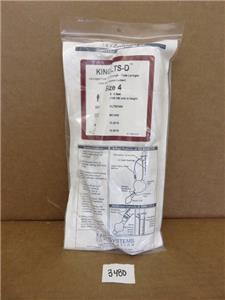 King LTS-D Laryngeal Tube Size 4 - KLTSD404 *New*