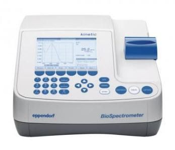 Eppendorf BioSpectrometer kinetic