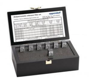 Eppendorf BioSpectrometer Reference Filter Sets