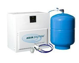 Aqua Solutions Model: RODI-C-12AL - Analytical Grade Ultra-Low TOC Type I DI System
